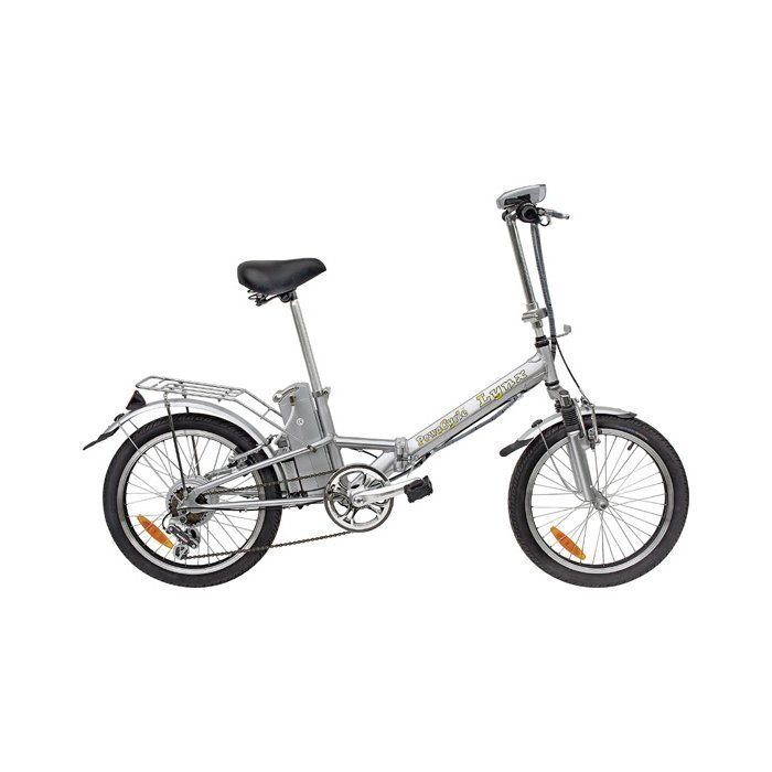 Electric Folding Bike-Powacycle LYNX