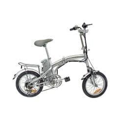 Electric Folding Bike - Powacycle Puma LPX