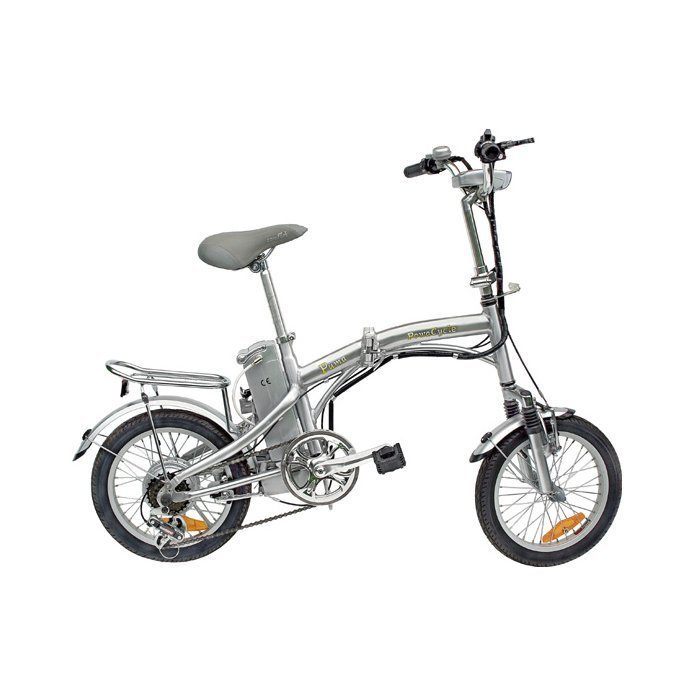 Electric Folding Bike - Powacycle Puma LPX