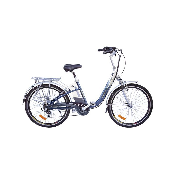 Powacycle Windsor LPX - Electric Bike