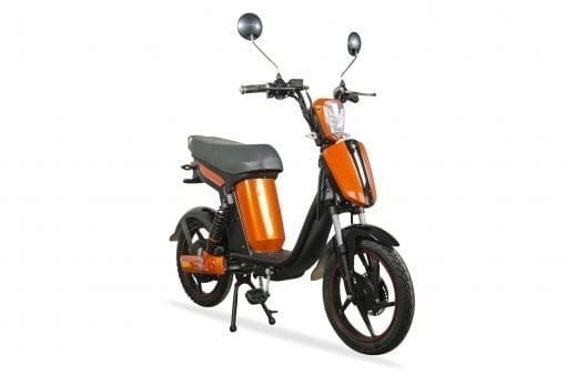 Cyclone (CE with pedals) Color: Orange