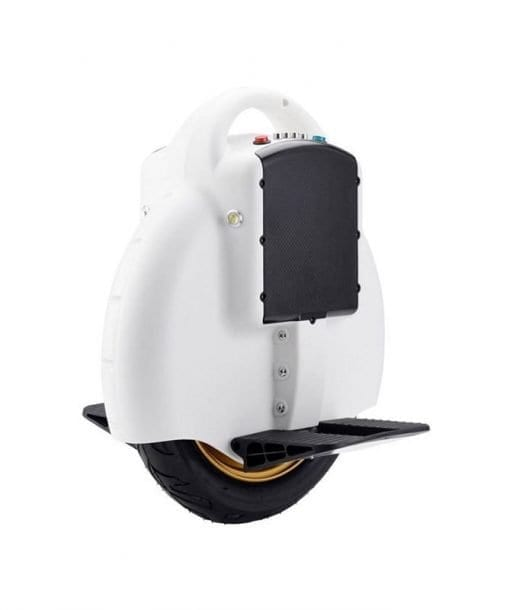RS SL01 electric unicycle Color: White